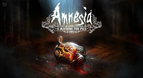 دانلود کرک بازی Amnesia A Machine for Pigs