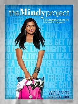 سریال The Mindy Project فصل سوم