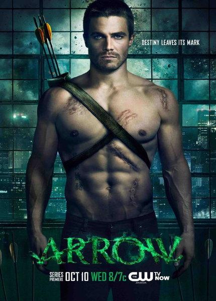Arrow4 دانلود سریال Arrow