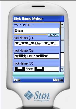 Ehembuzz nick maker jar Nick_ehem