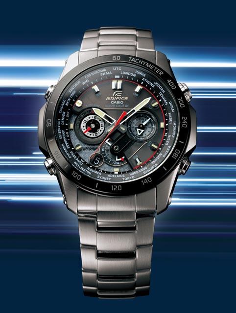 ساعت مدل ef-1001 کاسیو