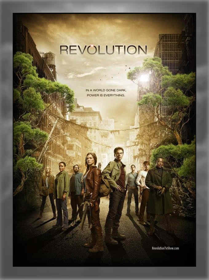 سریال Revolution فصل دوم
