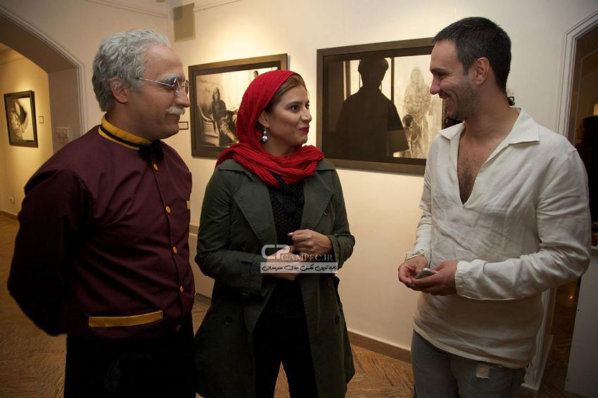 سحر دولتشاهی و علی سرابی
