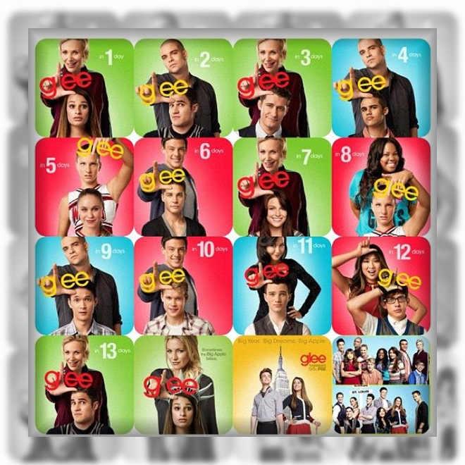 سریال Glee فصل پنجم