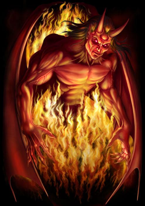 قدرت شیطانی