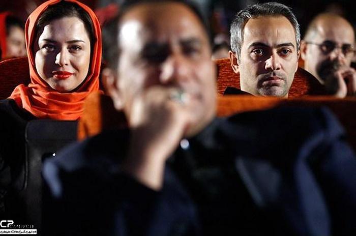 علی قربانزاده ، مهراوه شریفی نیا