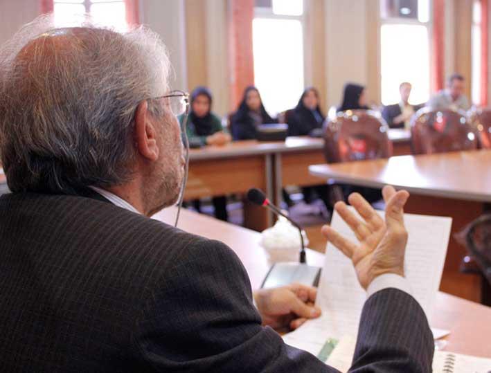 دکتر احمدحسین انزابی در پیش نشست همایش بین المللی قره باغ که با محوریت بررسی وضعیت حقوق بشر در منازعه قره باغ