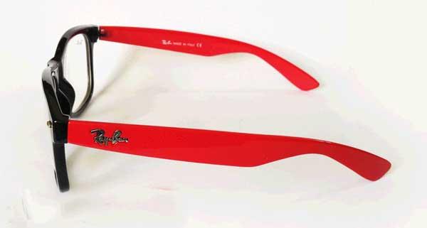 عینک ریبن رنگی