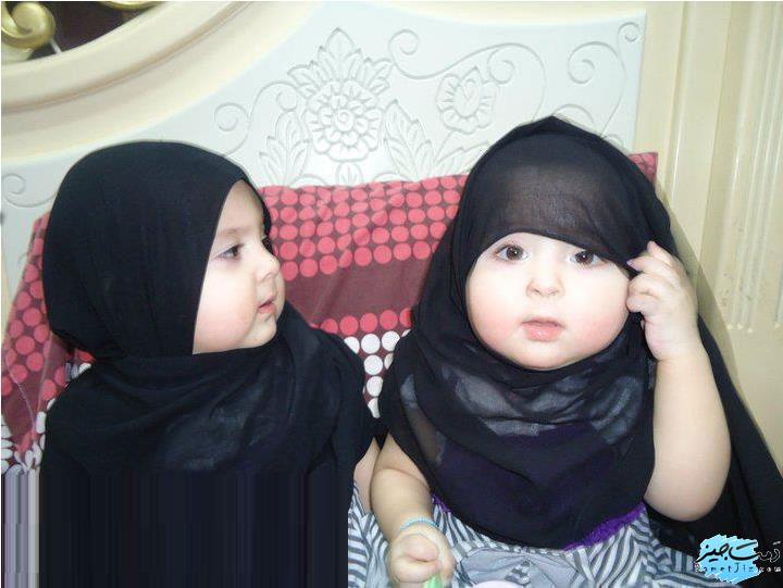 دختران با حجاب و البته خوردنی!! به اینا میگن !!