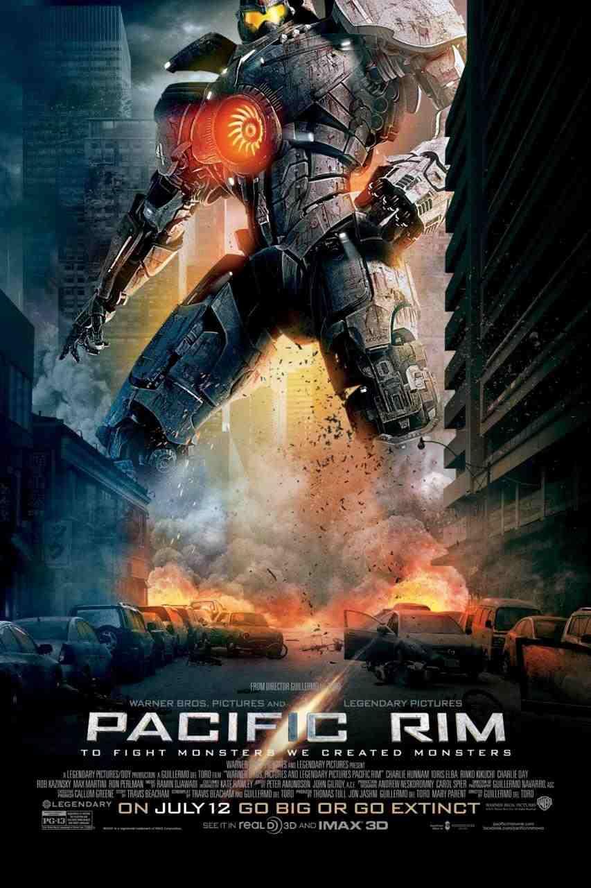 فیلم Pacific Rim 2013
