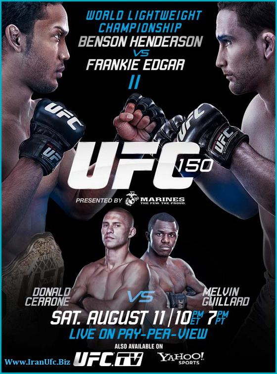دانلود یو اف سی 150 | UFC 150: Henderson vs. Edgar ll