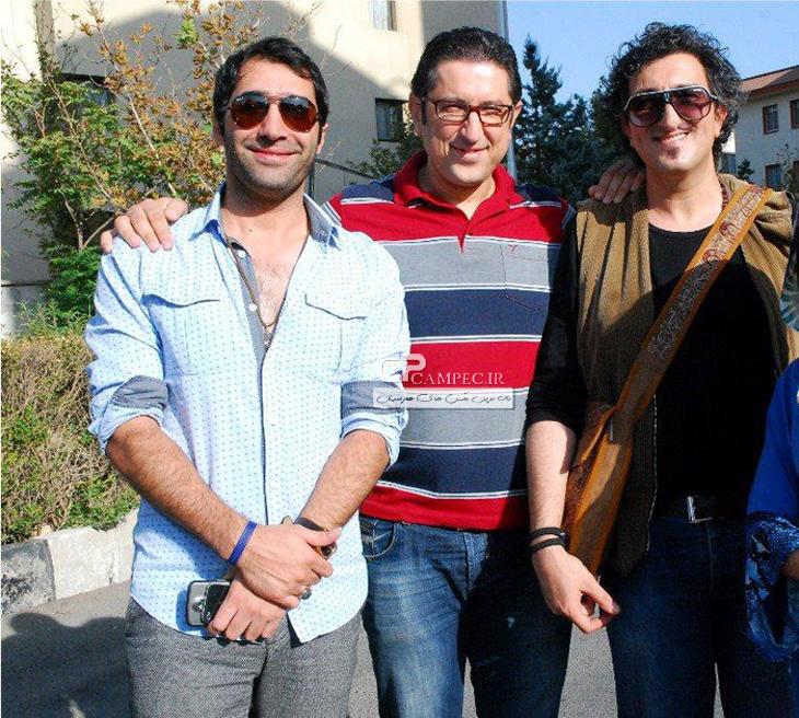 یوسف صیادی،شهاب عباسی،هادی کاظمی