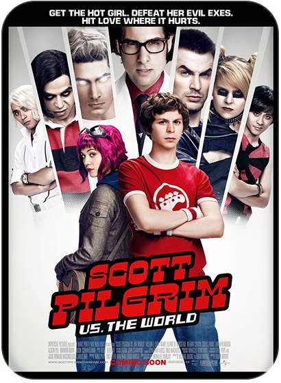 دانلود فیلم Scott Pilgrim vs the World 2010