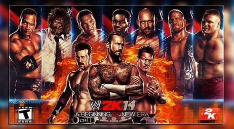 دانلود تریلر گیم پلی بازی WWE 2K14