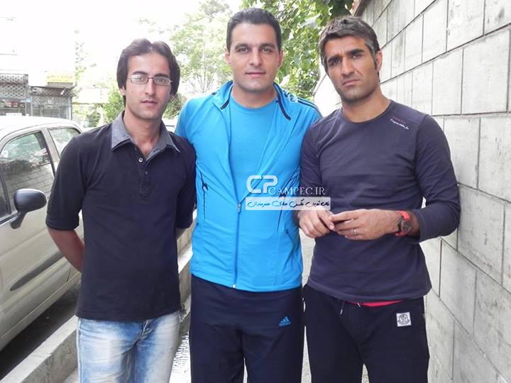 پژمان جمشیدی،محمد محمدی
