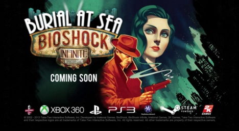 دانلود تریلر بازی BioShock Infinite Burial at Sea Episode One