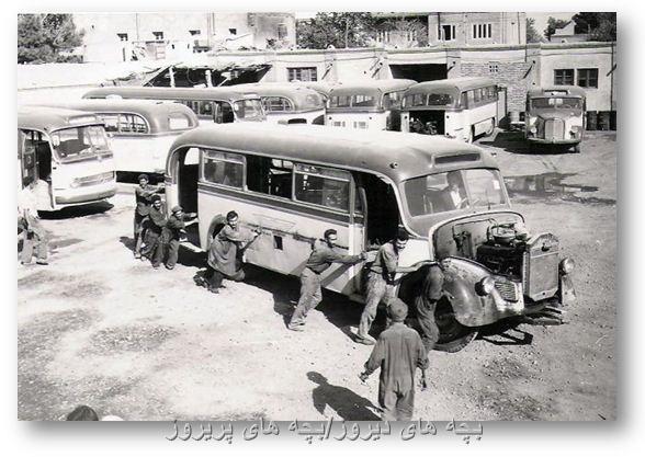 عکس قدیم طهران
