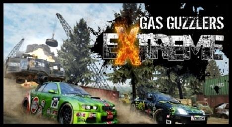 دانلود کرک بازی Gas Guzzlers Extreme