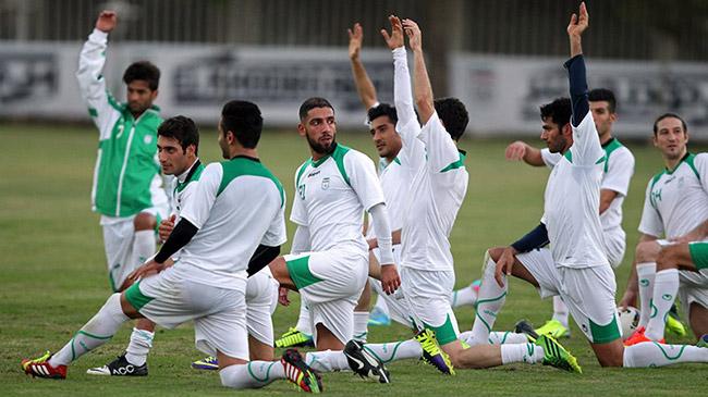 ترکیب احتمالی تیم ملی ایران برای بازی امشب مقابل تایلند