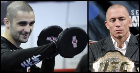 10.10.2013 : احتمال بازنشستگیِ GSP بعد از Jake Shields | ! UFC 167 در جستجوی فرصتی دیگر در مقابل GSP