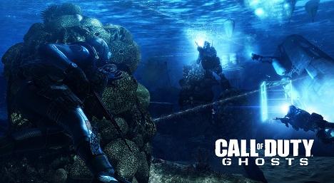دانلود تریلر جدید بازی Call of Duty Ghosts