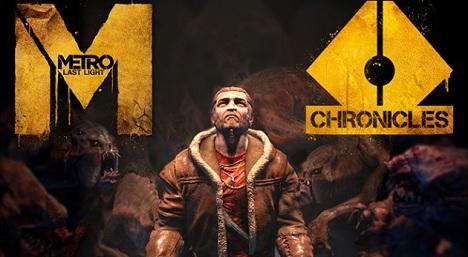 دانلود تریلر لانچ بازی Metro Last Light Chronicles Pack