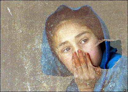 دختر زیبای افغانستان