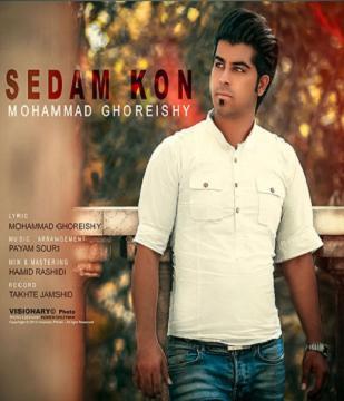 آهنگ جدید,محمد قریشی به نام صدام کن