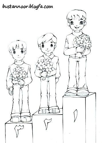 حدیث برای حفظ کودکان 5-6 سال