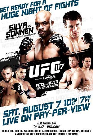 دانلود یو اف سی 117   UFC 117: Silva vs. Sonnen+نسخه 720