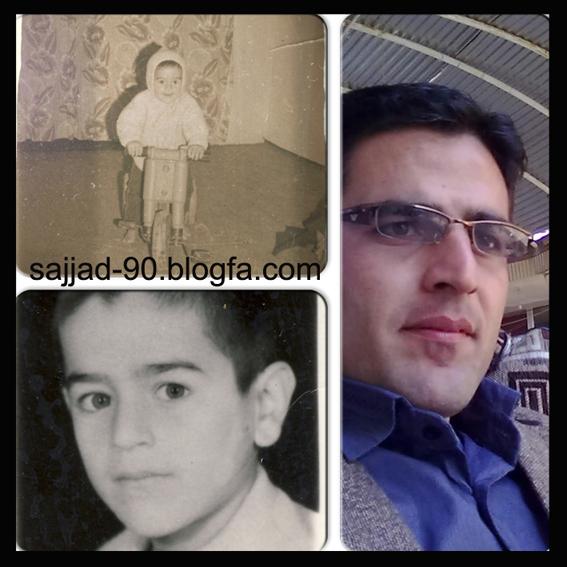 """تصویرهایی از تولدت مبارک دایی جان سجاد """" بهترین هدیه خدا به مامان بابا - دایی حسین ، تولدت مبارک"""