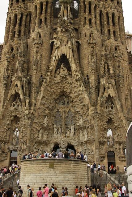 دیدنیهای شهر بارسلونا