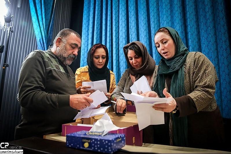 ژاله صامتی،ستاره اسکندری،شیرین بینا،خسرو احمدی