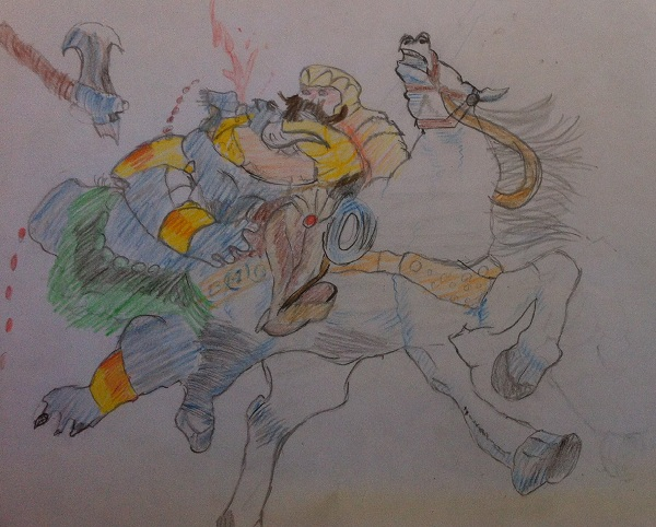لینک گروه نجف اباد چند نمونه از نقاشی های دانش آموزان کلاس ششم 1 با موضوع ...