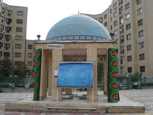 مسجد جامع امام حسن مجتبی