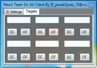 New1-Team Dc All Cilent support 6Target DC2