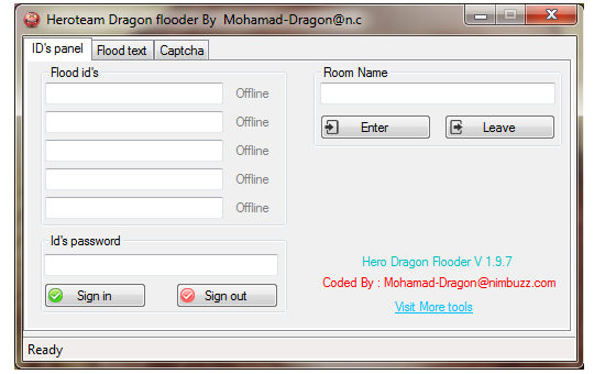 HERO TEAM Dragon Fast Flooder Heroteam_Flooder_By_Mohamad_Dragon