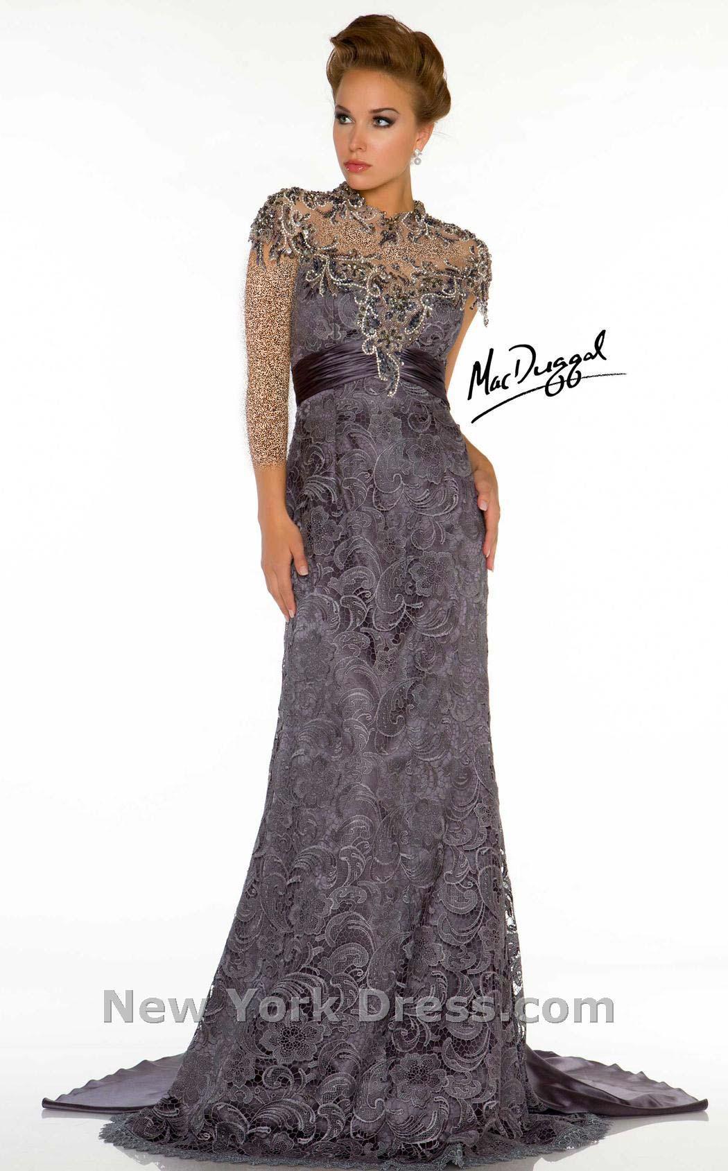 لباس شب بلند 2014
