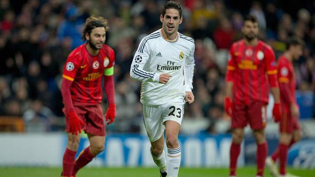رئال مادرید ۴-۱ گالاتاسرای؛ دهنفره، بدون رونالدو!