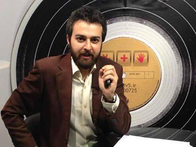 محمودرضا قدیریان - مجری توانمند برنامه ساعت 25