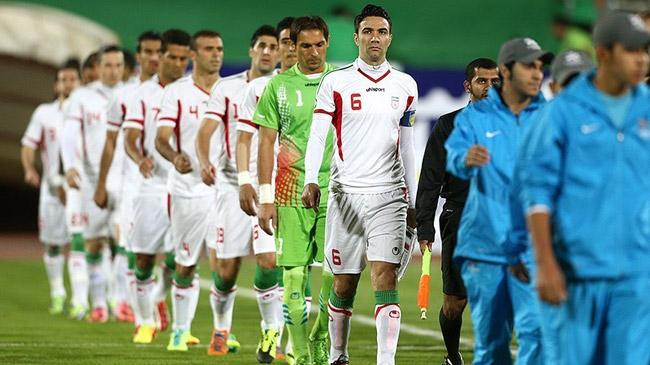 تساوی تیم ملی ایران مقابل بلاروس در دیداری دوستانه