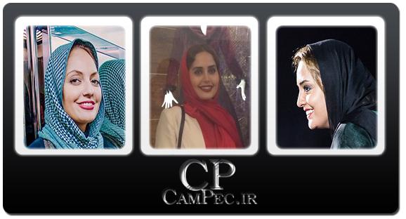 تک عکس های جدید بازیگران زن خرداد ماه 93