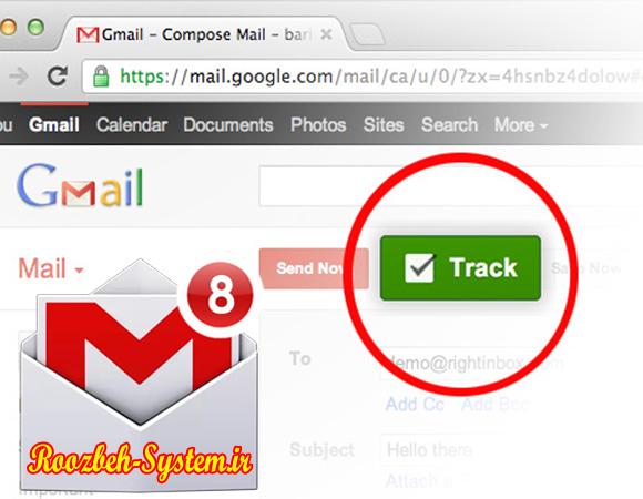آگاه شدن خوانده شدن ایمیل مخاطب جیمیل با افزونه MailTrack + دانلود