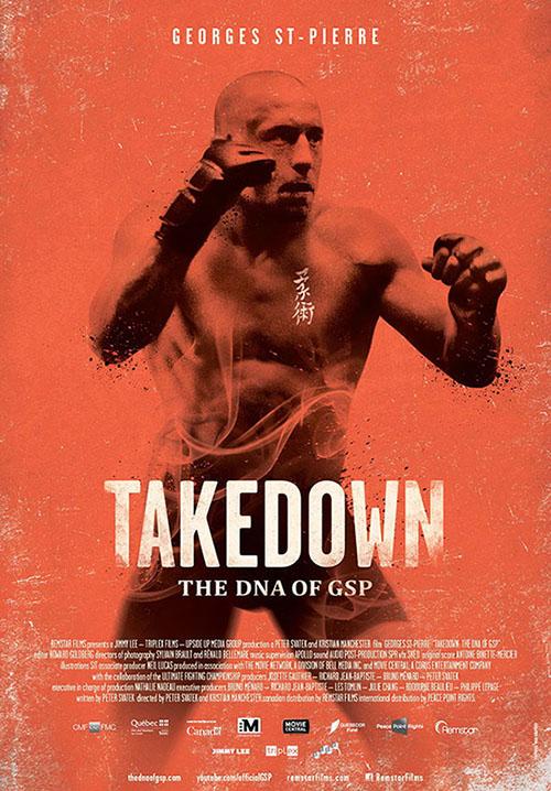 مستند جورج سنت پیر | Takedown: The DNA of GSP
