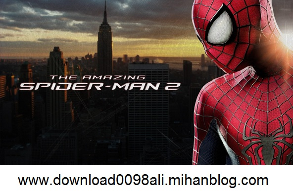 amazing soider man 2