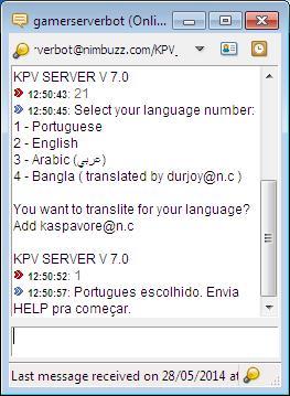 kPV SERVER V 7.0 [ Multi language added ] + fixed bugs 77