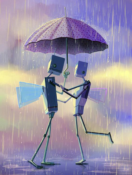 عشق کارتونی