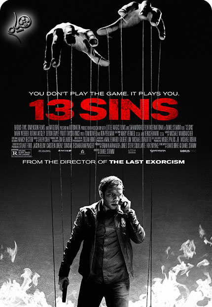 13sin دانلود فیلم 13Sins 2014