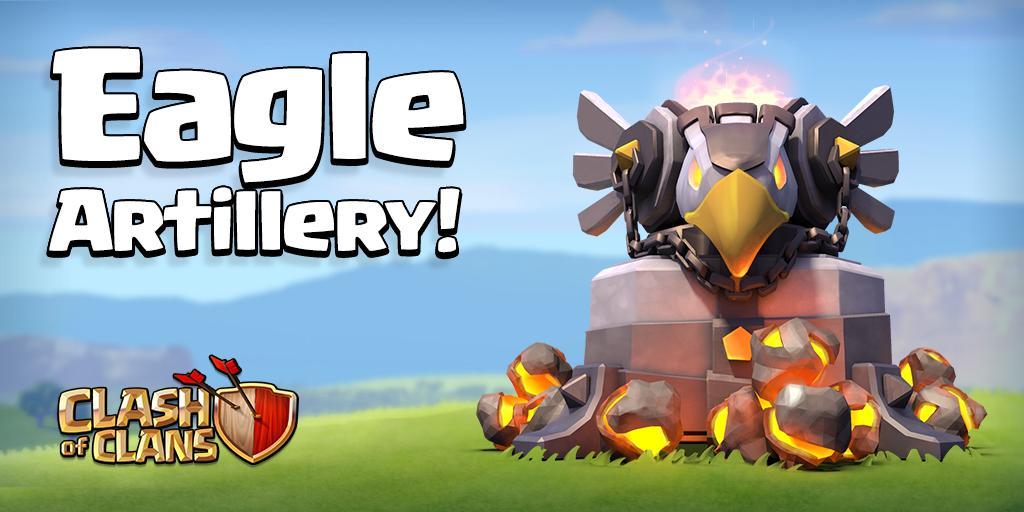 معرفی ساختمان جدید دفاعی Eagle Artillery