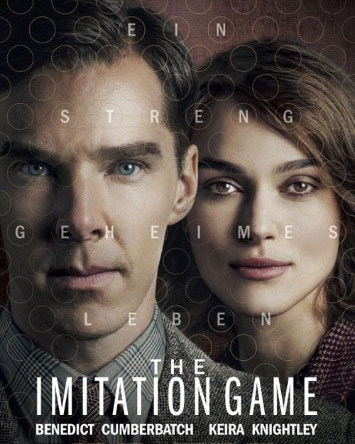 دانلود دوبله فارسی فیلم The Imitation Game 2014